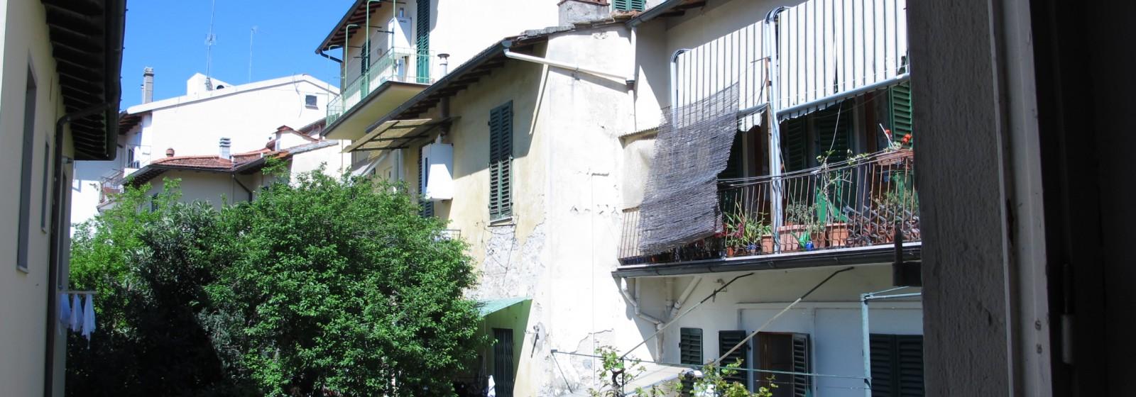 Trilocale in terratetto zona Piazza Alberti